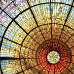 Palau de la musica Catalana - Ceiling